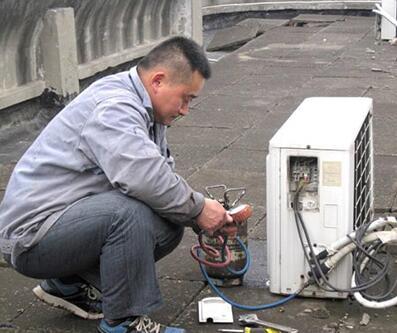 郑州专业空调维修,上门服务技术过硬