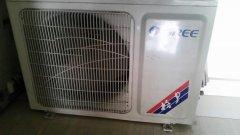 格力空调风管机出风口滴